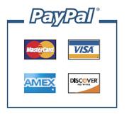Pembayaran dengan PayPal dan Kartu Kredit (Credit Card)